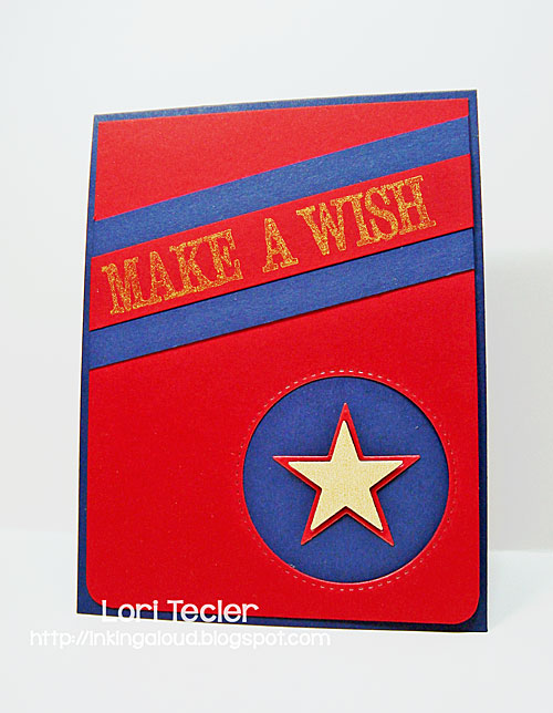 Make a Wish card-designed by Lori Tecler/Inking Aloud-stamps and dies from My Favorite Things