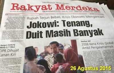 Setelah Zakat dan Tabungan Haji, Jokowi Incar Dana Pensiun Untuk Tutupi APBN