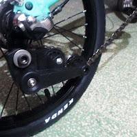 sepeda lipat united trifold