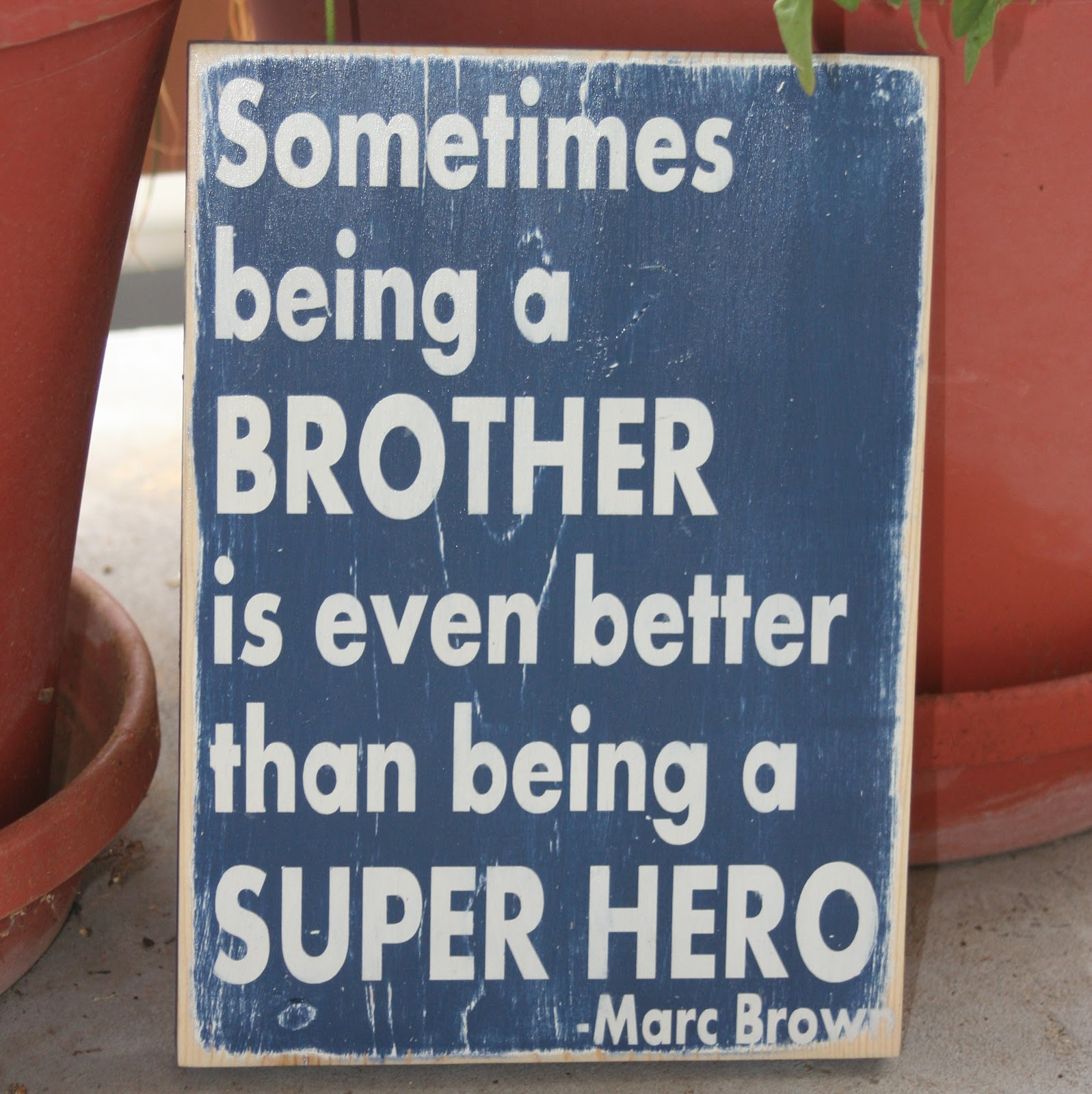 Quotes In Brother: Inspirational Quotes For My Brother. QuotesGram