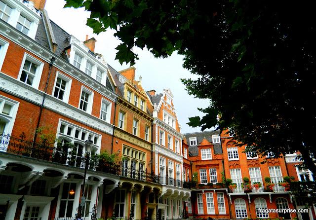 Londres, Kensington Court