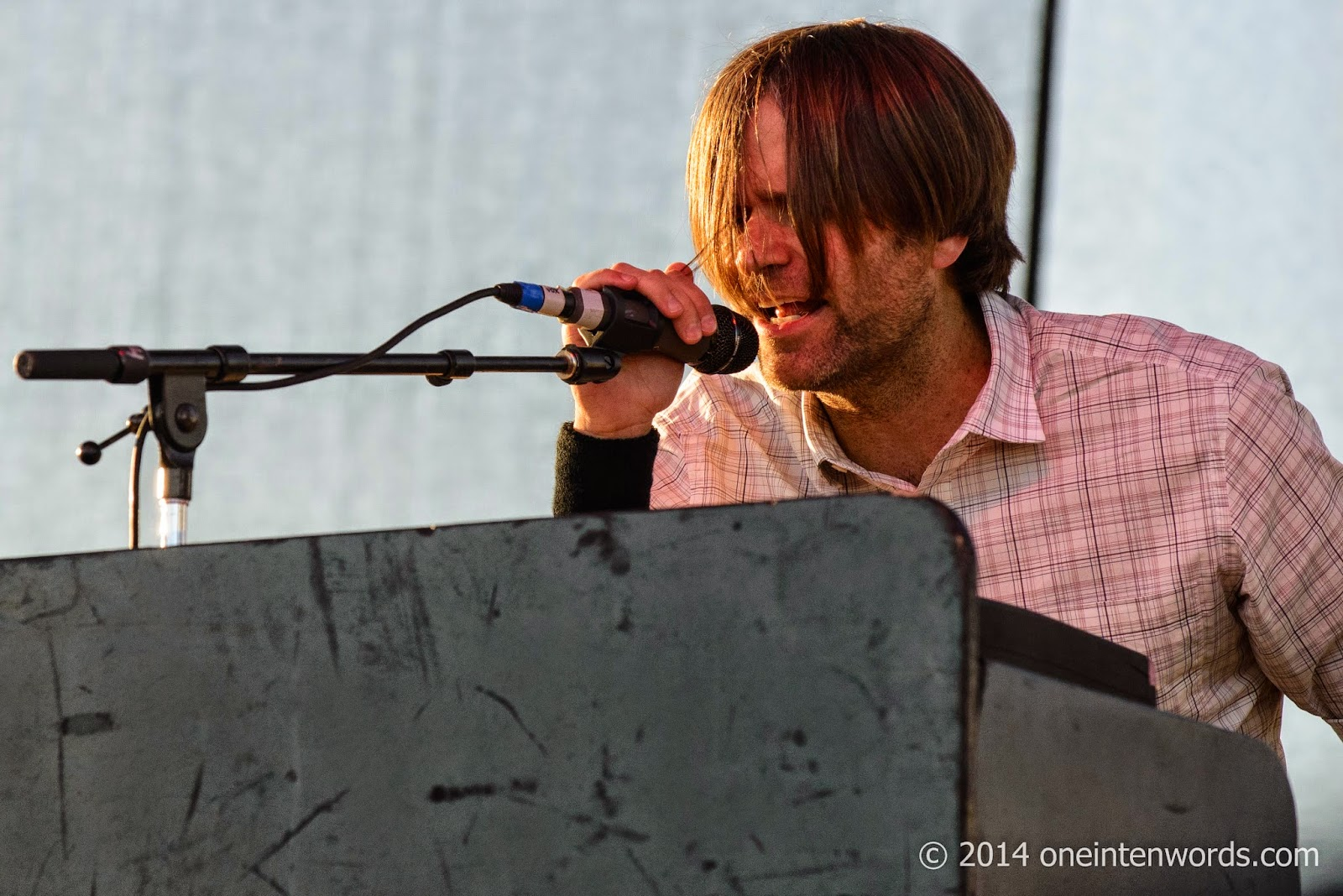 Death Cab for Cutie at Riot Fest Toronto September 7, 2014 Photo by John at One In Ten Words oneintenwords.com toronto indie alternative music blog concert photography pictures