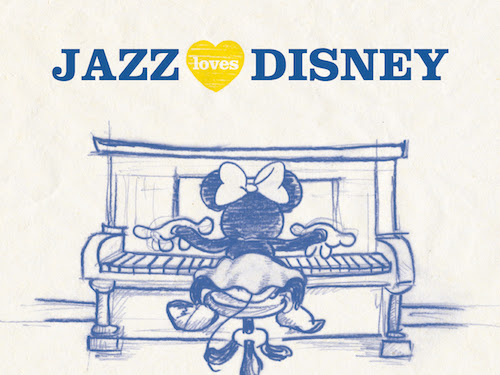 Review: Jazz Loves Disney Album