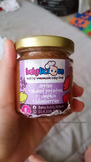 Homemade Baby Food Babylicious