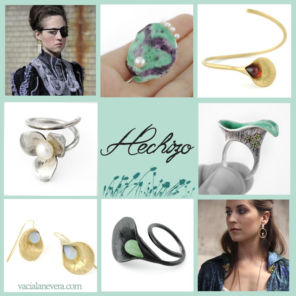 Colección de joyas Hechizo