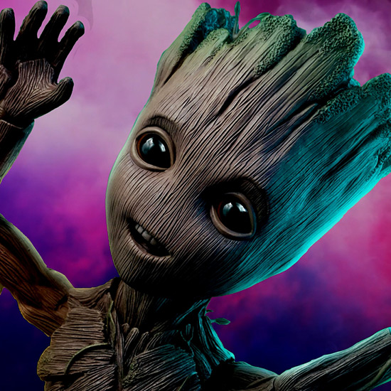 Groot Guardians Of The Galaxy Wallpaper Engine