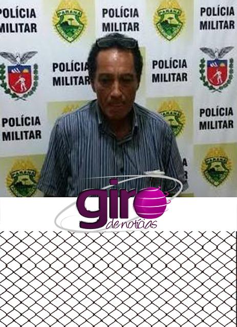 EX PREFEITO CLAUDIÃO DE MARUMBI É PRESO