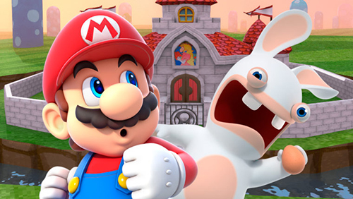 Mario + Rabbids Kingdom Battle (Switch) tem arte vazada — Rumor