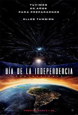 Día de la Independencia: Contraataque 1080p Audio Dual Esp- Ing 1 Link