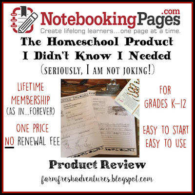 NotebookingPages.com ~ Product Review
