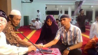 lewat istri hidayah islam aku dapatkan