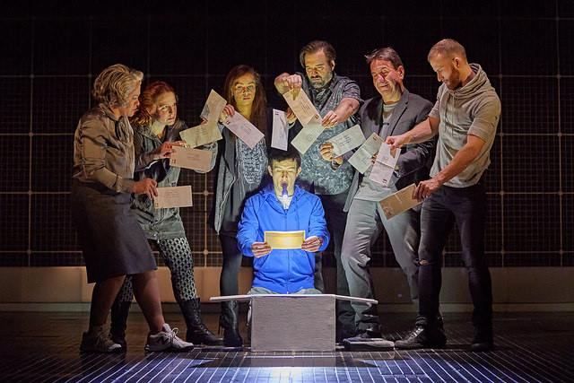 The Curious Incident of the Dog in the Night-Time at The Lowry