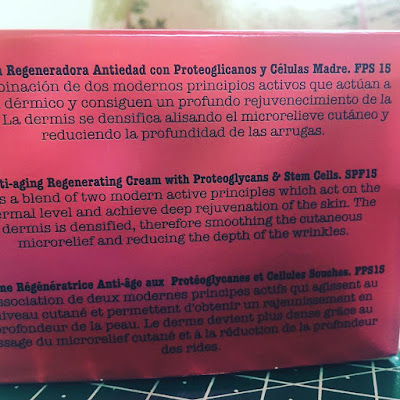 Crema Facial PROTEO Regenerative Anti-Age