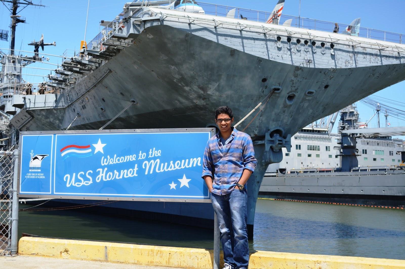 USS Hornet Aircraft Carrier | SFO