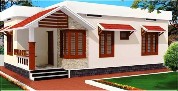 30 Contoh Rumah  Idaman Sederhana  di Desa Keren Trend 2019