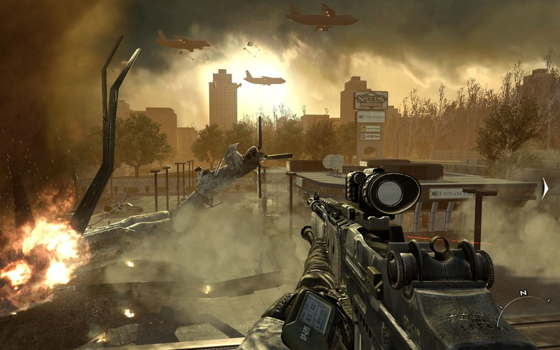 Download Highly Compressed Call of Duty Modern Warfare 2