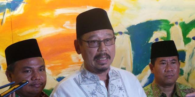 Innalillahi, Ketua PPP Djan Faridz: Saya Akan Bela Ahok Sampai Titik Darah Penghabisan