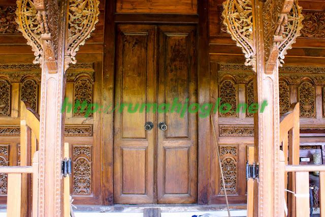Jual Rumah Joglo Jati
