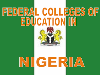 Federal Colleges of Education Recruitment 2018