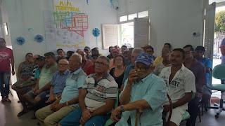 Em Picuí, ESAF V realiza ações na saúde do homem com grande participação