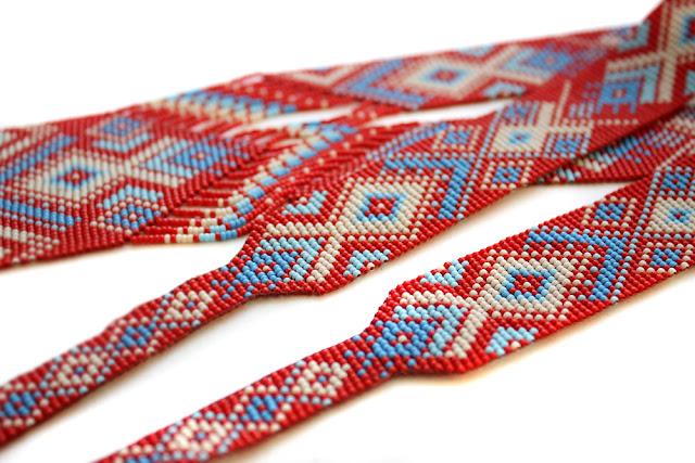 купить гердан из бисера в россии этнические бохо изделия из бисера купить