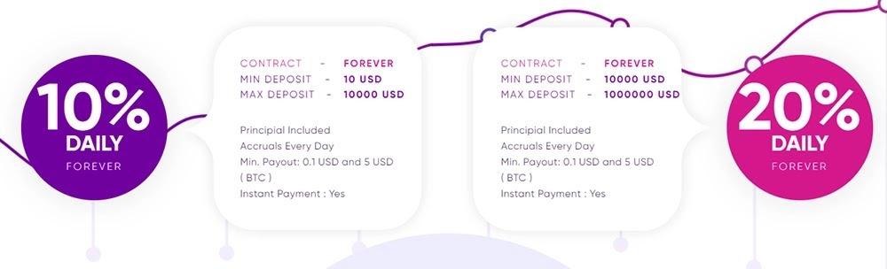 Инвестиционные планы Exspecto Limited