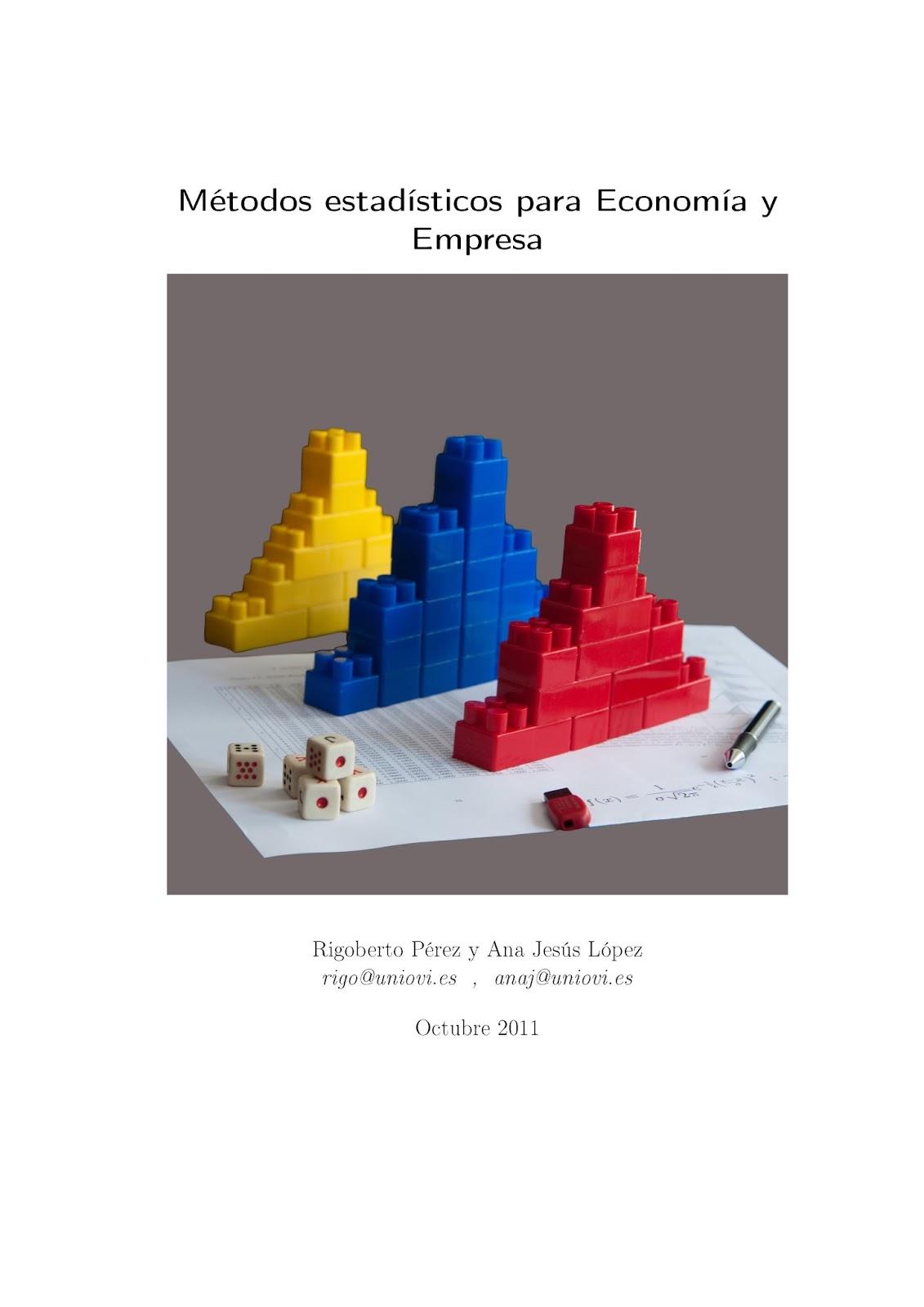 Métodos Estadísticos para Economía y Empresa