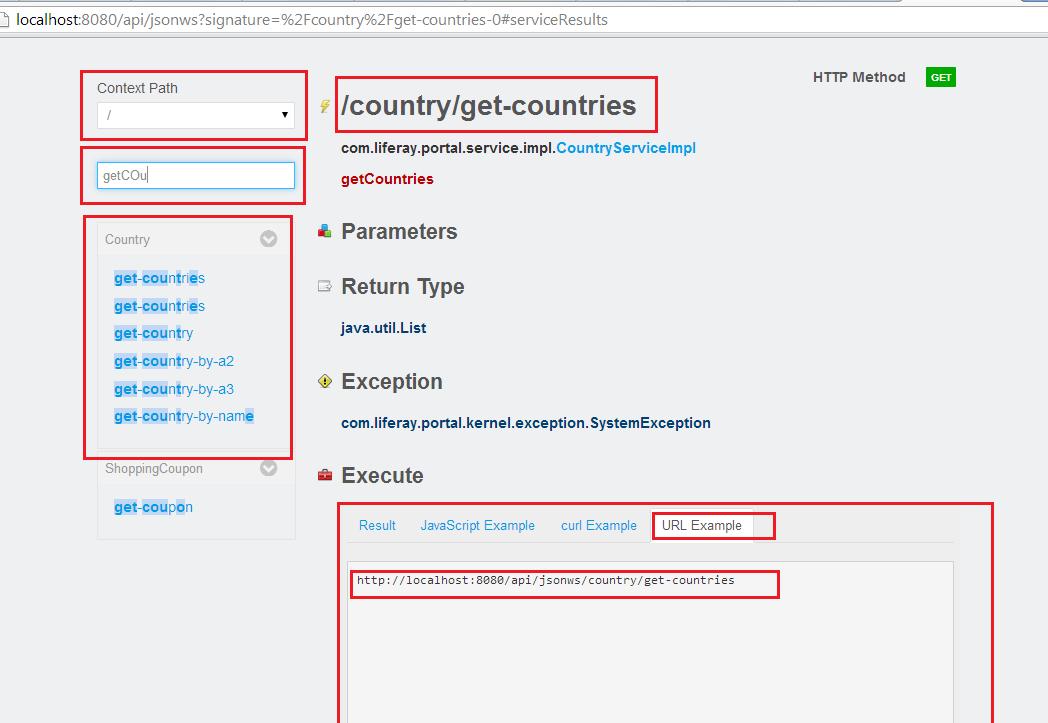 Working with Liferay Portal JSON Web Services ~ Liferay Savvy