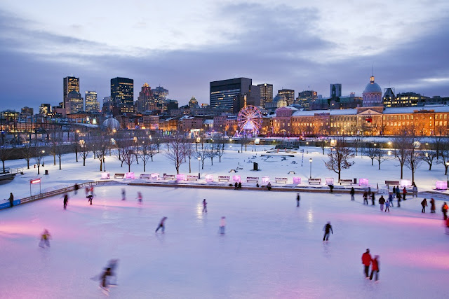 Bonsecours Basin em Montreal