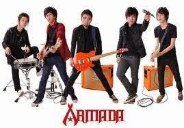 Kunci gitar Armada - Pergi pagi pulang pagi