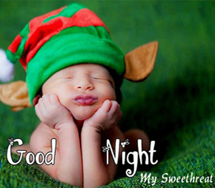 Cute Babies Funny Good Night Images