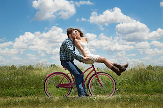 Cute Lovers on bicycle,kissing couple images,sweet loving couple images,Romantic cute sweet couple images Nice love images, Love couple images, Real love images, Love cute images, Romantic images,  Hug Images, Lovely romantic images, 4truelovers images,Love cute images