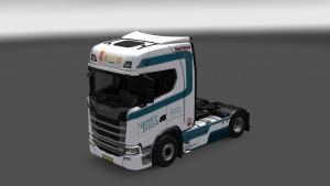 Vega Skin for Scania S