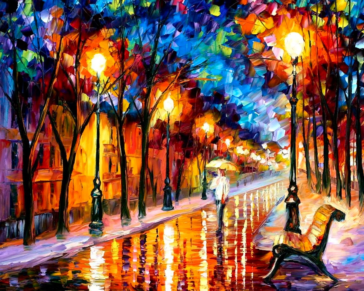 Best Wallpaper Base: Best Painting Wallpaper #1