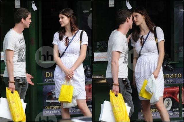 logan lerman and alexandra daddario dating proof that god