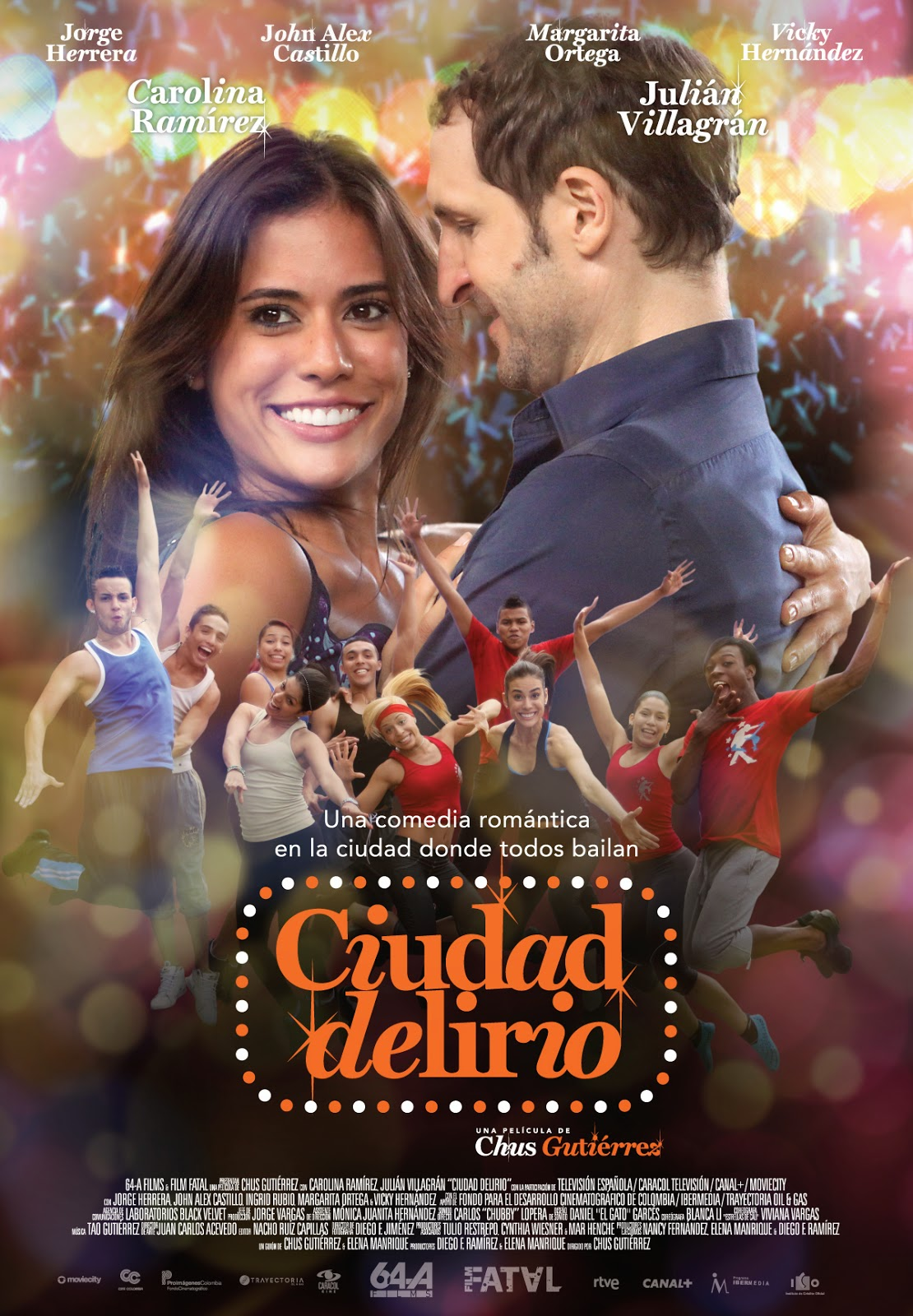 Ciudad Delirio Ver gratis online en vivo streaming sin descarga ni torrent