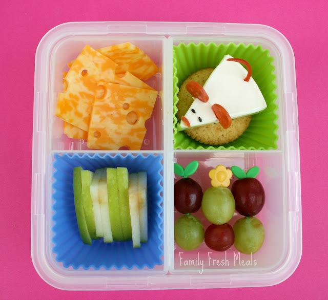 Fun lunch box idea