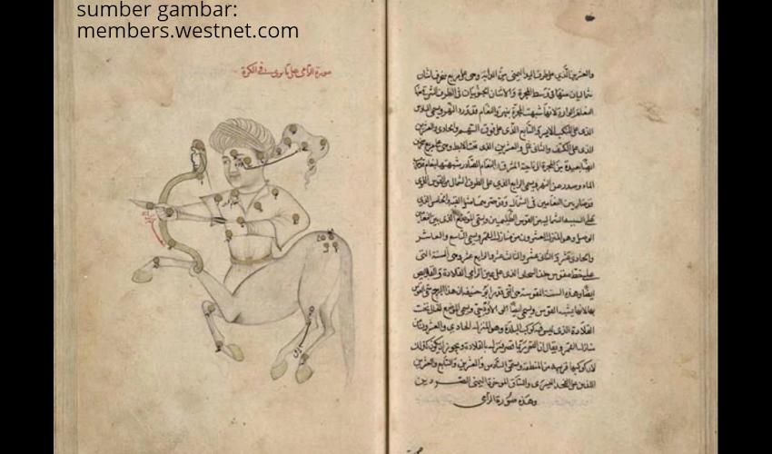 Azophi, Ilmuan Muslim Penemu Andromeda