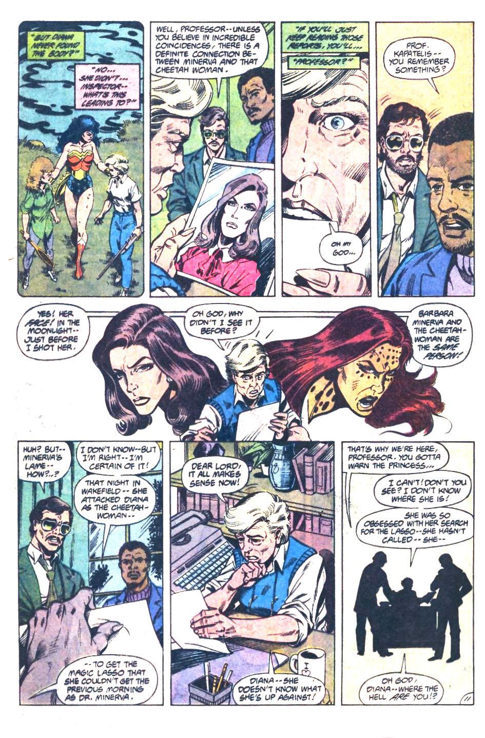 Read online Wonder Woman (1987) comic -  Issue #32 - 12