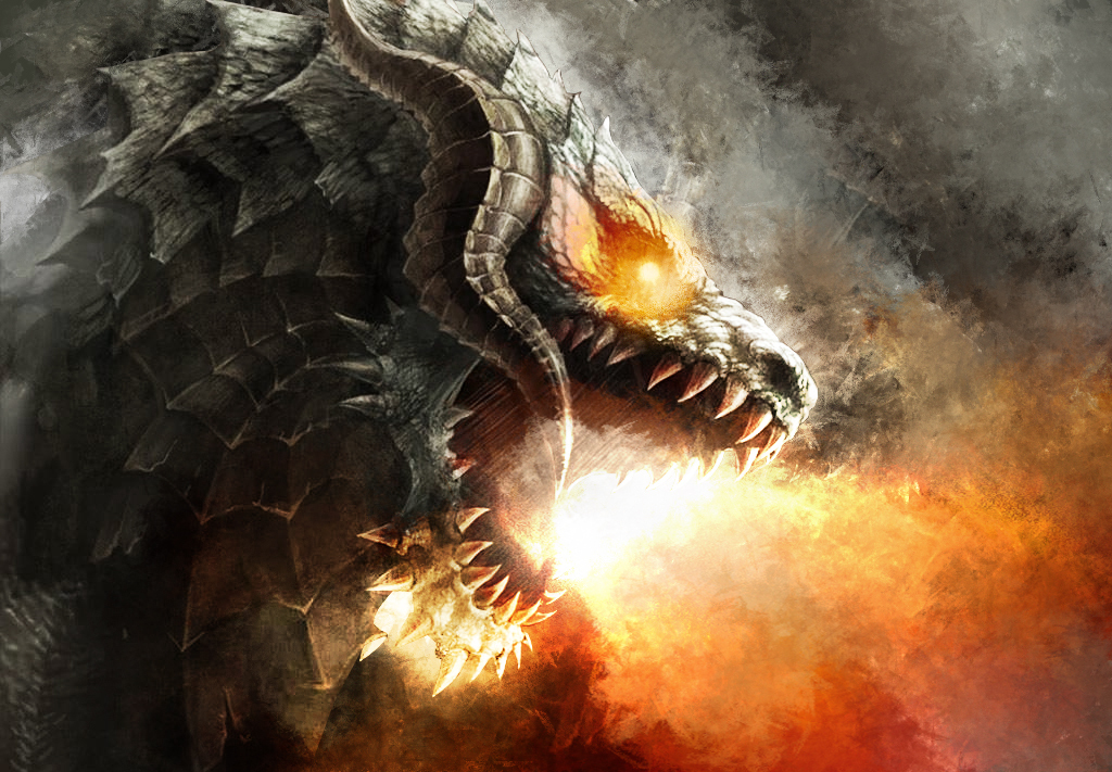 "Real Fire Dragon: The Big Study: ""DRAGON"": A Mass Of Confusion, Part Two"