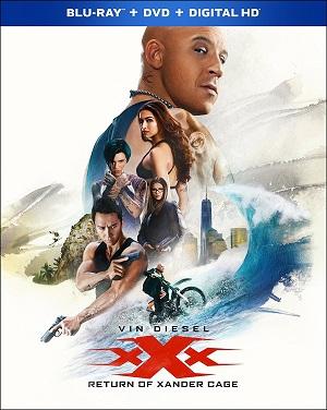 xXx Return of Xander Cage 2017 WEB-DL 720p 1080p