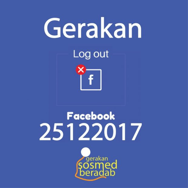 Apa Kata Ulama soal Gerakan Log Out Facebook 25122017?