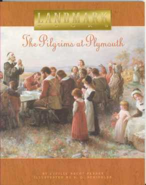 5 Best Kids Books on Pilgrims and the First Thanksgiving: Reviews