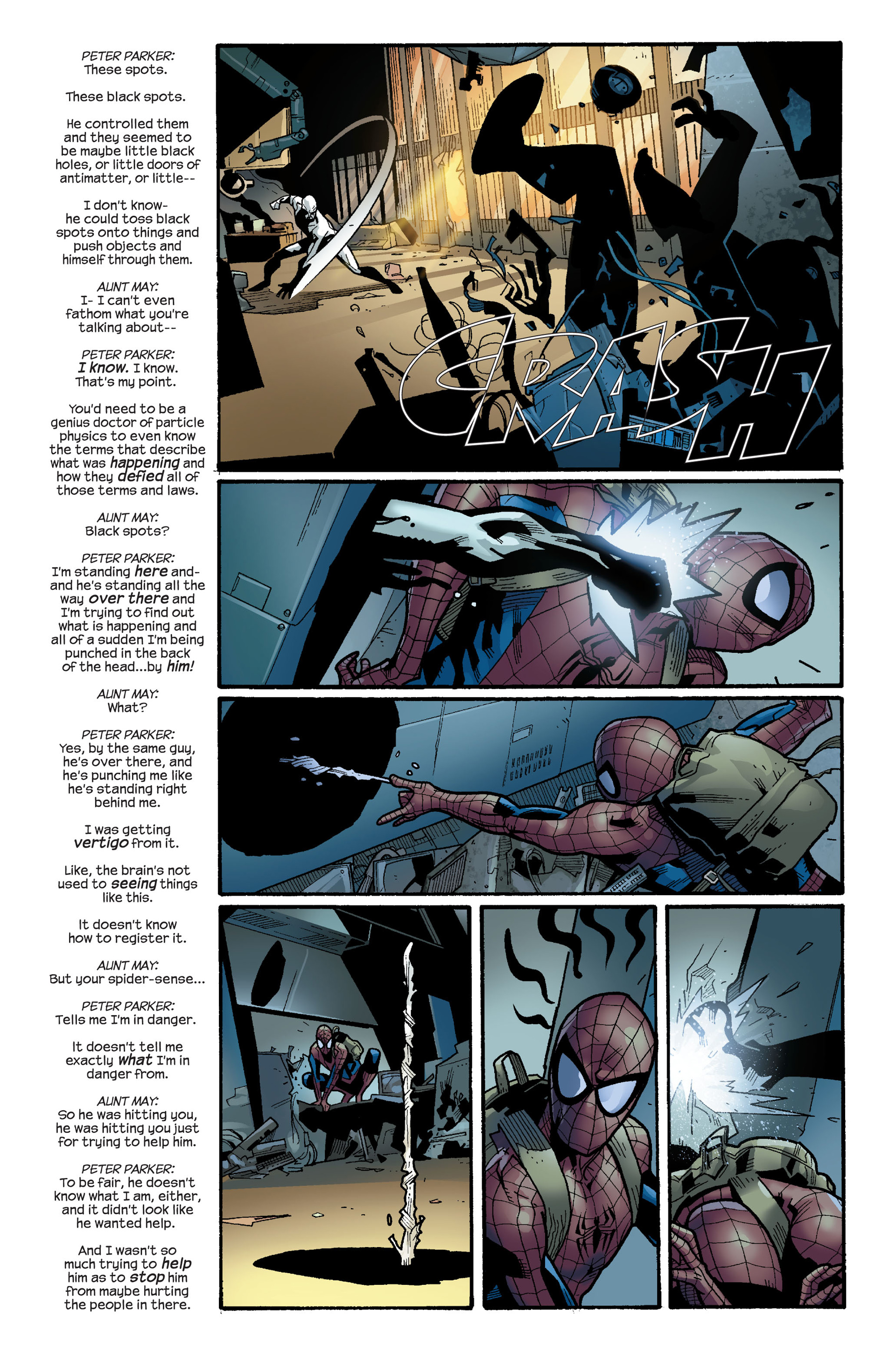 Read online Ultimate Spider-Man (2000) comic -  Issue #111 - 13