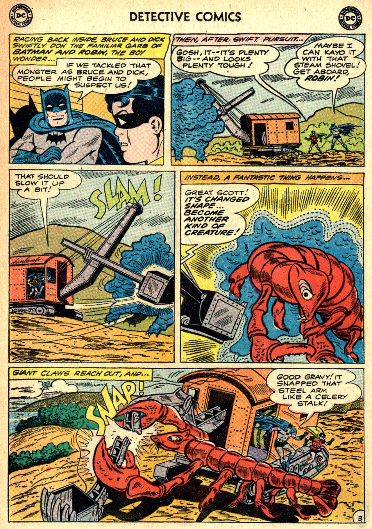 Detective Comics (1937) 288 Page 4