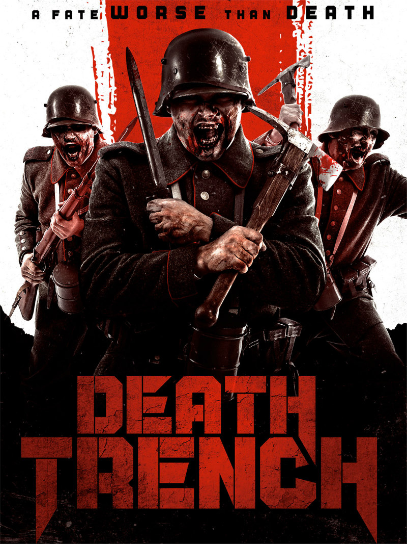 death trench artwork