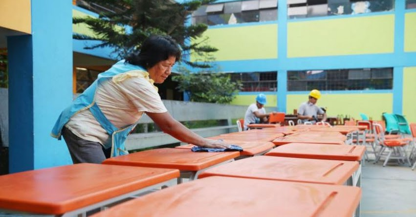 Perú lanzará Plan de Infraestructura Social para cerrar brechas en educación