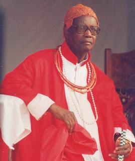 Late Oba of Benin, Omo N'Oba N'Edo, Uku Akpolokpolo Erediauwa