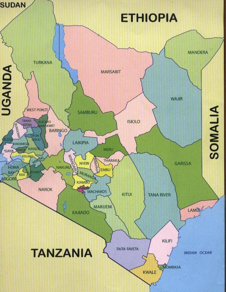 Quênia | Kenya