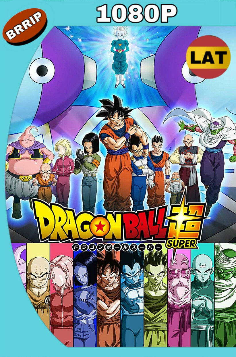 DRAGON BALL SUPER (109/131) BRRIP 1080P LATINO-JAPONÉS MKV
